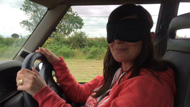 Blindfold 4x4 Off Road Driving Experience with Nottingham Off Road Events for Two