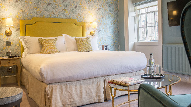 Boutique Escape for Two at The Queensberry Hotel, Somerset