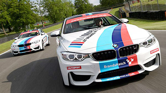 BMW M2 Driving Experience at Bedford Autodrome for One