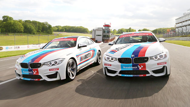 Extended BMW M4 Driving Experience at Bedford Autodrome for One
