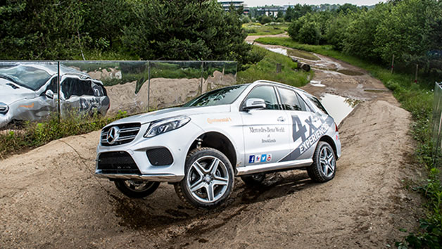 4x4 Pro-Driver Experience at Mercedes-Benz World
