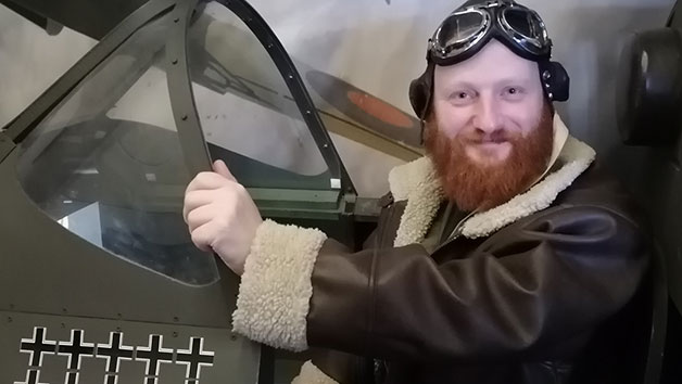 30 Minute Spitfire Simulator Experience in Newcastle-Upon-Tyne for One
