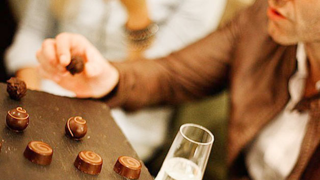 Hotel Chocolat's Bean To Bar Chocolate Making for Two