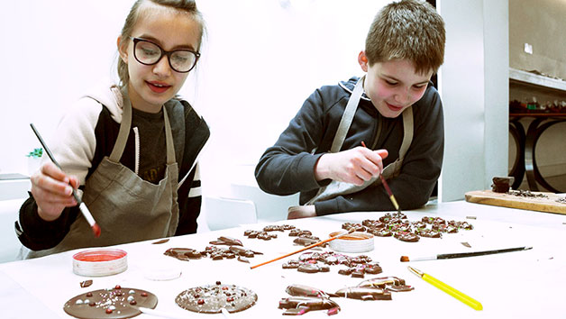 Lollipop Course for Two Children at Melt Chocolates