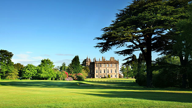 One Night Escape with Three Course Dinner at Dalmahoy Hotel and Country Club for Two