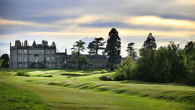 Two Night Escape at Dalmahoy Hotel and Country Club for Two