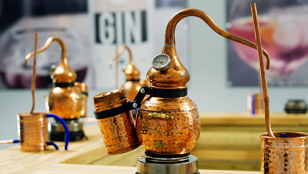 Gin and Vodka Experience Day at Nelson's Distillery and School, Staffordshire