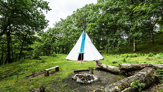 Two Night Tipi Retreat for Two