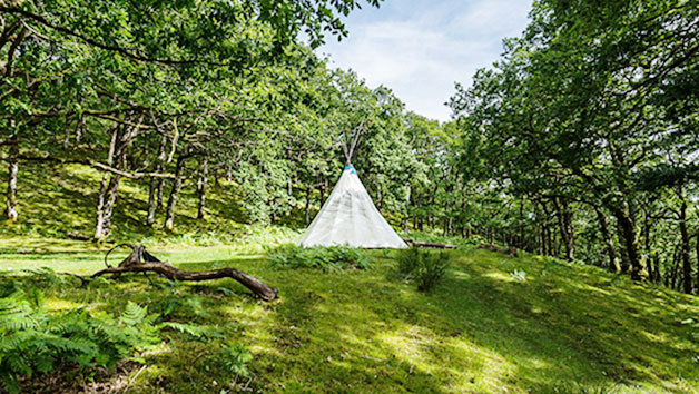 Two Night Pamper Tepee Retreat for Two