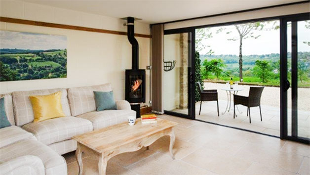 Two Night Escape for Two at Woodchester Valley Vineyard