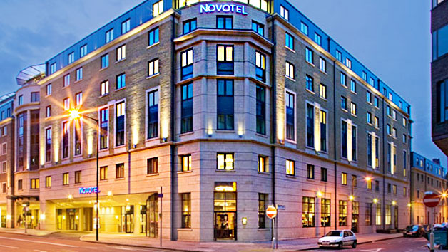 Entry to Tower of London and One Night Stay at Novotel London City South