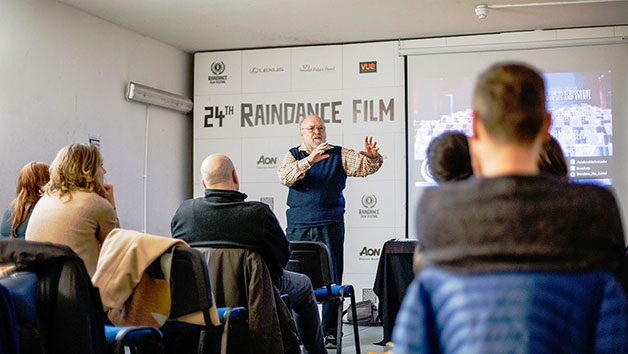 Saturday Film School Experience for One at Raindance