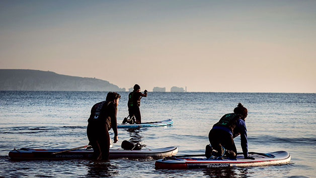 Watersports Course at The New Forest Paddle Sport Company for Two