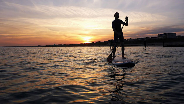 Four Hour Stand Up Paddleboarding at The New Forest Paddle Sport for One