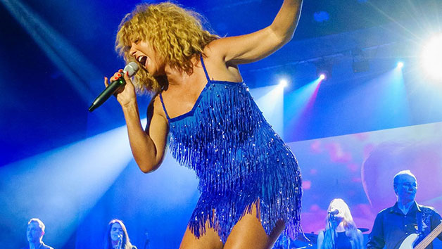 Tina Turner Tribute with Three Course Dinner for Two at the R.S Hispaniola