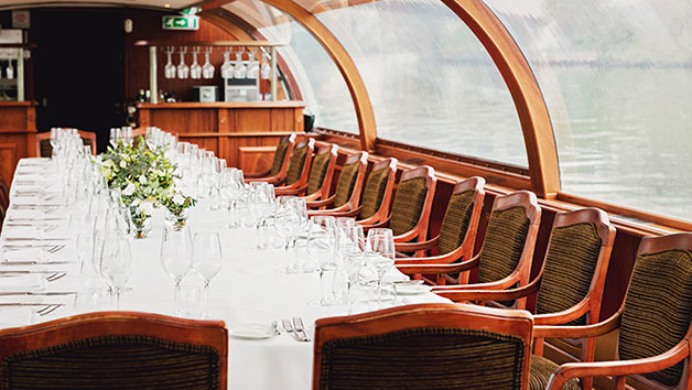 Bateaux Windsor Thames Afternoon Tea Cruise for Two