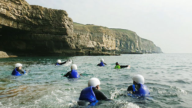 Coasteering Experience for Two at Jurassic Watersports