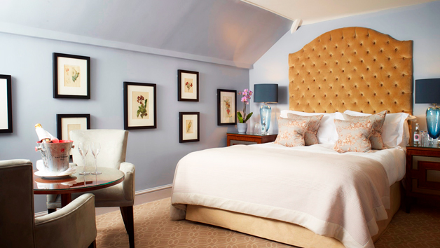 One Night Escape for Two at The Royal Crescent Hotel and Spa, Bath