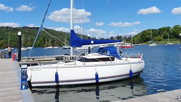 Sailing on Lake Windermere for Two People