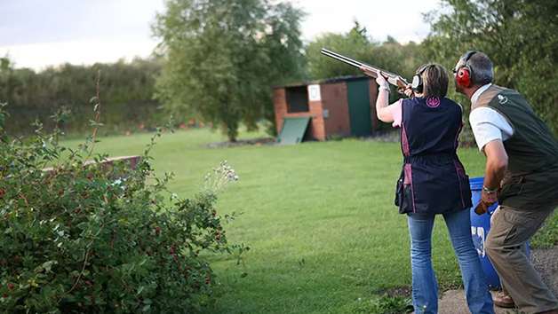 Introduction to Clay Shooting in Bedfordshire for Two