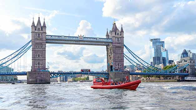 Exclusive Thames Rockets Private Speedboat Experience