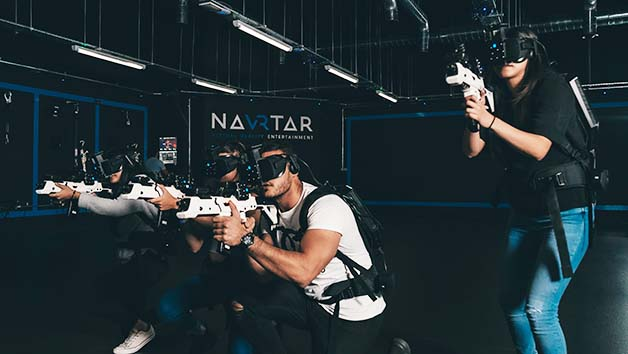 Apocalypse Virtual Reality Experience for Two at Navrtar