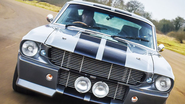 Shelby GT500 'Eleanor' Driving Blast Experience for One