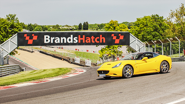 Supercar Thrill at Brands Hatch
