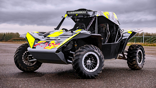 Extreme Rage Buggy Six Lap Experience for One