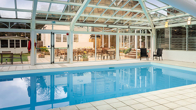 Spa Retreat with Afternoon Tea at Bournemouth West Cliff Hotel for Two