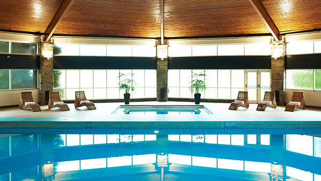 Deluxe Spa Day with Treatments for Two at a Choice of Marriott Hotels