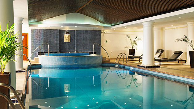 Spa Day with Treatments for Two at a Marriott Hotel