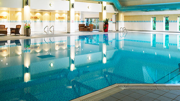 Marriott Hotel Luxury Spa Day for Two with 55 Minute Treatment and Cream Tea