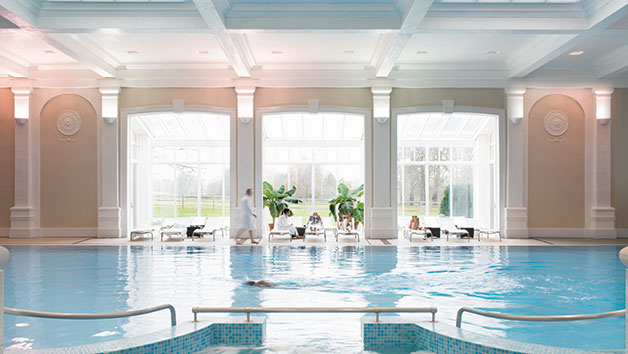 Champneys Spa Day with Lunch for Two at Henlow