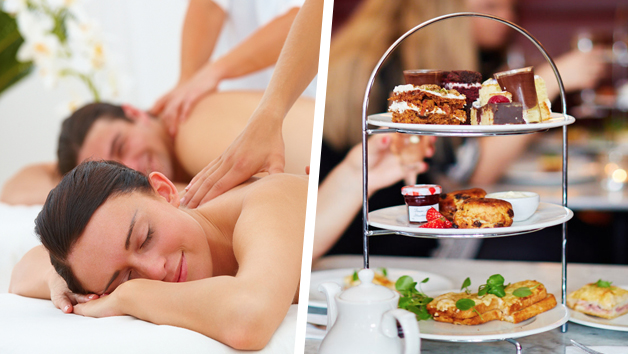 Pampering Treats with Tea for Two