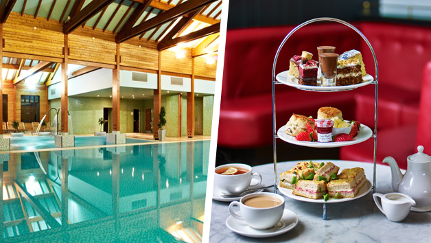 Spa Day at Bannatyne with Three Treatments and Afternoon Tea at Cafe Rouge