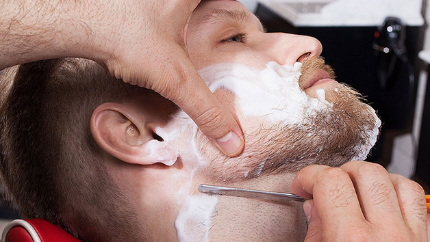 Prep Facial with Wet Shave and Express Hand or Foot Treatment at Gentlemen's Tonic for One