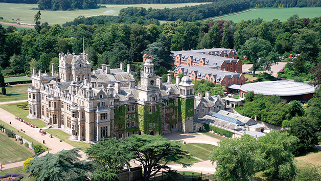 Afternoon Tea at Thoresby Hall for Two