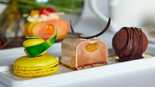 Chocolate Lovers Afternoon Tea for Two with Champagne at Hilton Park Lane