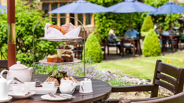 Traditional Afternoon Tea at The Slaughters Country Inn for Two