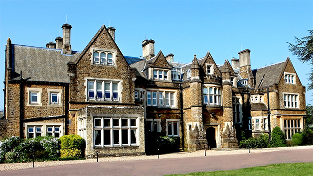 Afternoon Tea and Fizz at Hartsfield Manor for Two