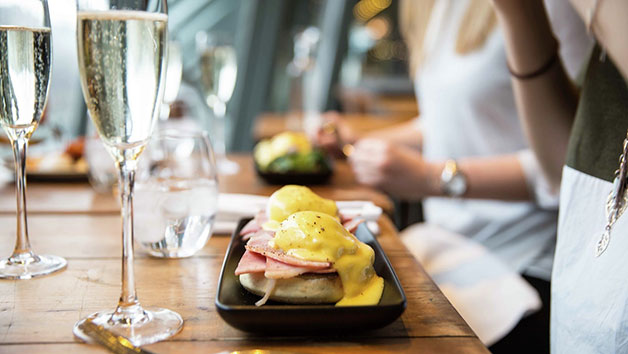 Bottomless Prosecco Brunch for Two at Gordon Ramsay's Bread Street Kitchen