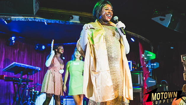 Three Course Dinner with Drinks and Motown Performance at FEST Camden for Two