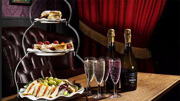 Afternoon Tea with Bottomless Bubbles at Ma Boyle's Alehouse and Eatery