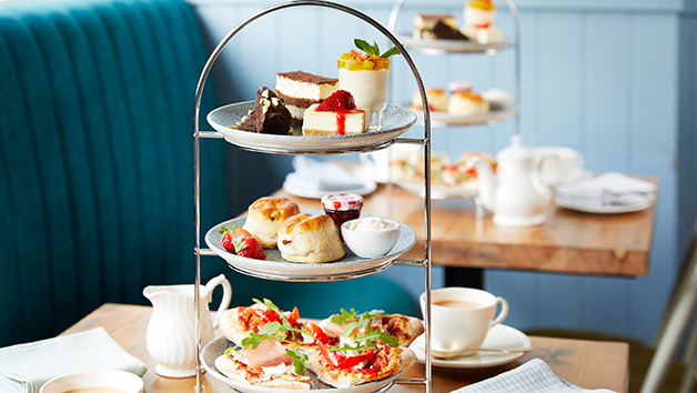 Italian Afternoon Tea for Two at Bella Italia