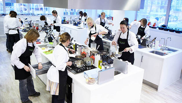Full Day Cookery Course at Waitrose Cookery School for Two in Salisbury or Cheltenham