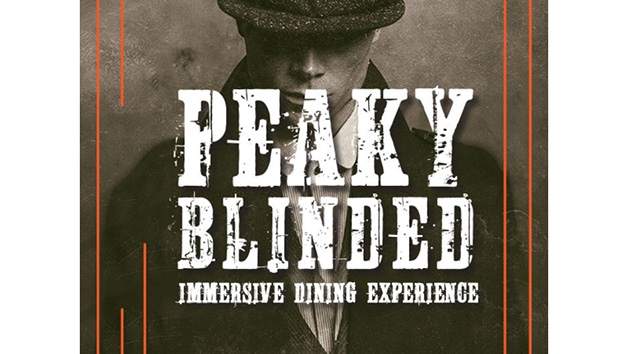 Peaky Blinded Immersive Dining Experience at RS Hispaniola