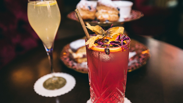 Tipples and Treats at Mr Fogg's Gin Parlour for Two