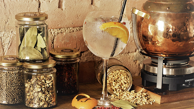 Three Hour Bond Street Distillery Tour and Gin School Experience for Two