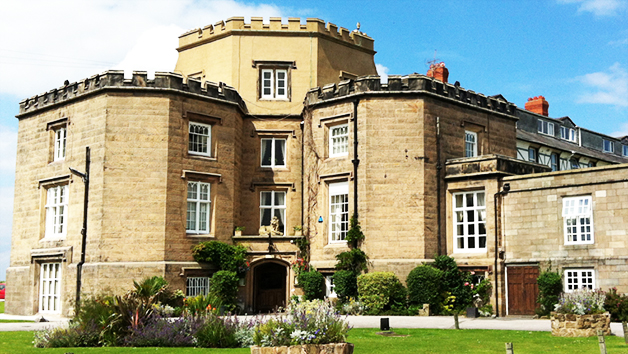 Overnight Break with Dinner for Two at Leasowe Castle